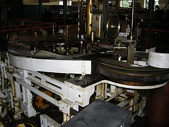 Bradford Industrial Museum - Lister comb