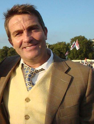 The Chase (UK game show) - Bradley Walsh, presenter of the show