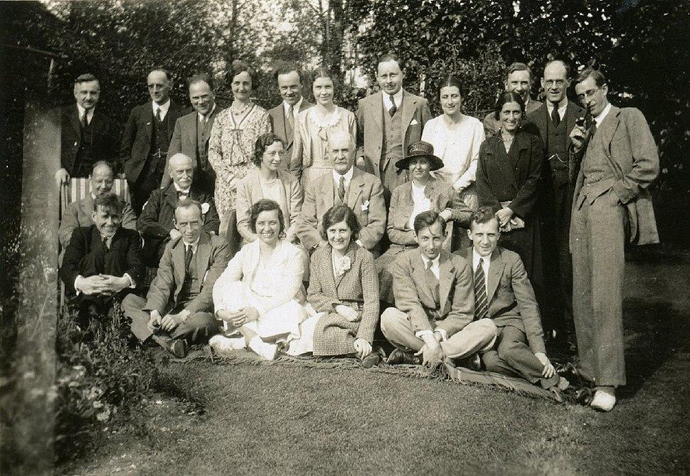 Bragg lab1 1930