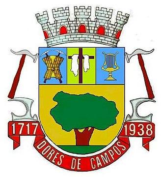Dores de Campos - Image: Brasaodoresdecampos