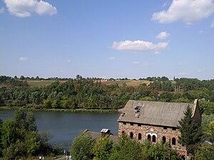 Bratslav - River in Bratslav