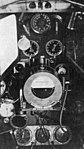 Breguet 19 TF Super Bidon instrument panel L'Aéronautique November,1929.jpg