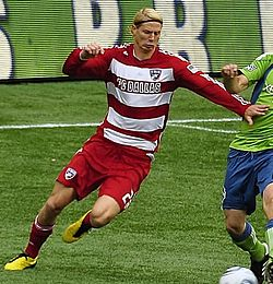 250px Brek Shea cropped Don Balon list 2011: The top 101 youngsters in world football