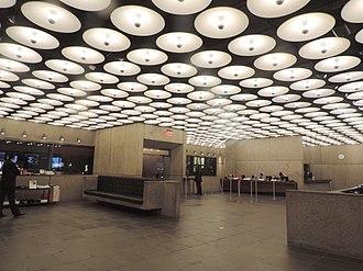 Met Breuer - Renovated lobby