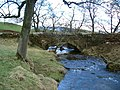 Bridge on the Melmerby to Ousby road crossing Sunnygill Beck - geograph.org.uk - 141313.jpg