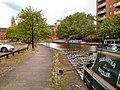 Bridgewater Canal at Castlefield - geograph.org.uk - 1948425.jpg