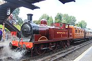 Bridgnorth - Metropolitan 1 and train.jpg