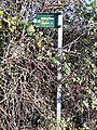 Bridleway sign, Begbroke 01.jpg