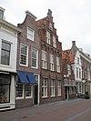 brielle, monumentale panden aan de voorstraat 25 en 27 foto1 2011-06-26 13.44