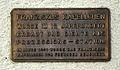 Brilon, Xaveriusstraße, Kapelle, Inschrift.JPG