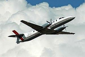 Brindabella Airlines Fairchild SA227-AC Metro III CBR Gilbert-3.jpg