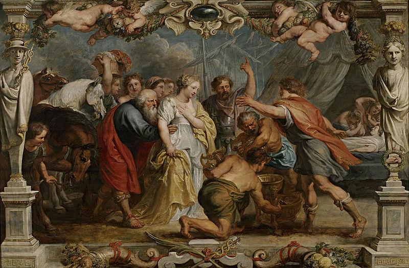 File:Briseis restored to Achilles - modello.jpg