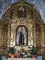 Briviesca - Iglesia de San Martin - Capilla de Nuestra Señora del Carmen.JPG