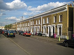 Bromley by Bow, Arrow Road, E3 - geograph.org.uk - 765231.jpg