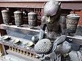 Bronze Image of Monkey God - Golden Temple - Patan - Nepal (13466342254).jpg