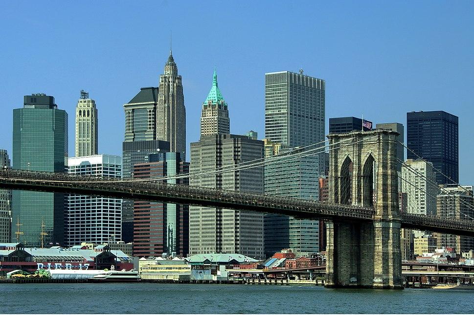 Brooklyn Bridge 20080501