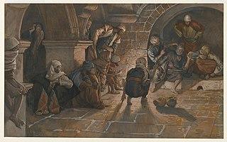 The Second Denial of Saint Peter
