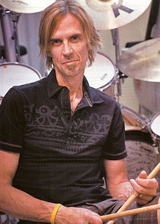 Bruce Crump Molly Hatchet drummer