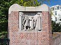 Brug 200, Vondelbrug, scène uit de Gijsbrecht van Aemstel, Hildo Krop 1942 foto 3.JPG