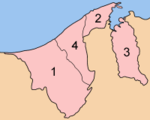Brunei districts numbered.png