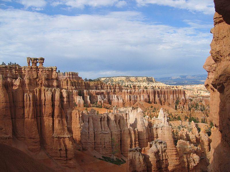 File:Bryce Canyon Hoodoos at eye level.jpg