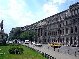 University Square, Bucharest