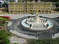 Buckingham Palace in Miniland, Legoland Windsor.JPG