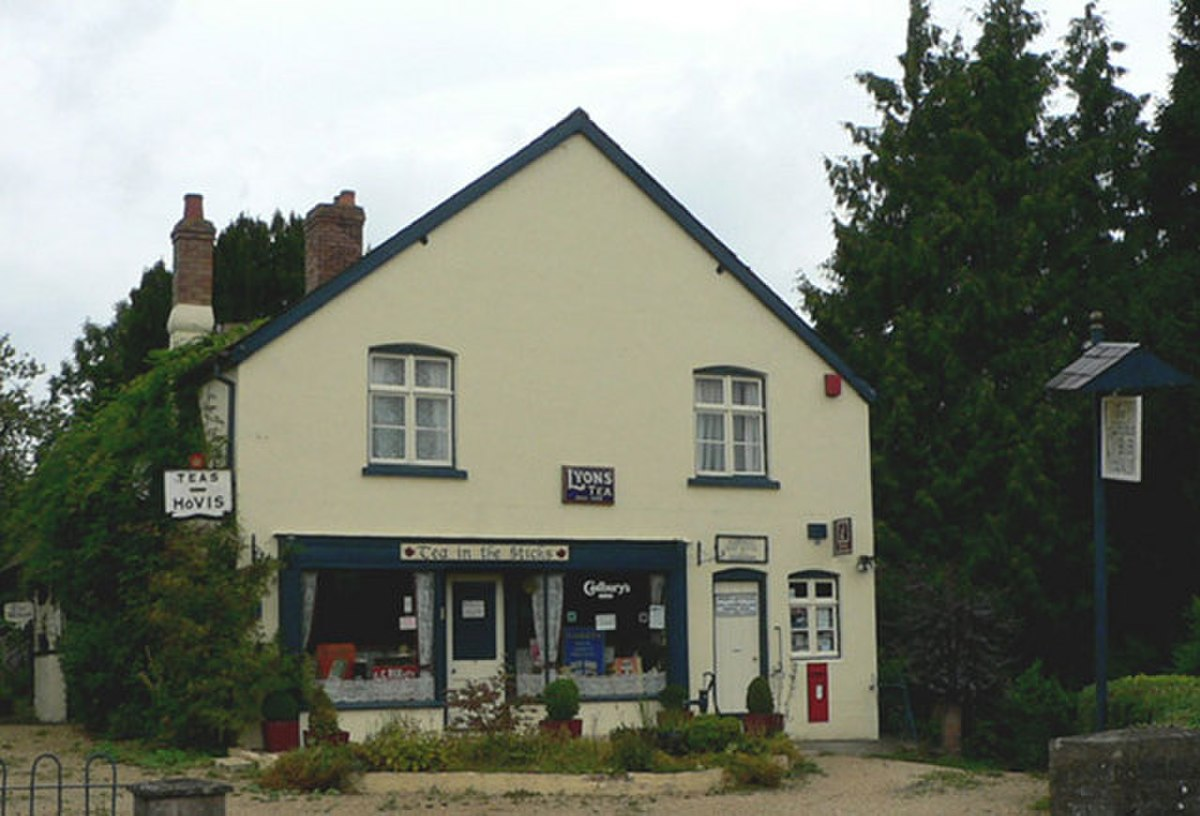 Bucknell Post Office - geograph.org.uk - 704206.jpg