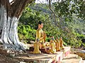 Buddha and students @ Taung Kalat (3806251439).jpg