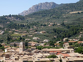 Buis-les-Baronnies - A general view of Buis-les-Baronnies
