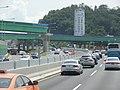 Bukbu Arterial Highway Jungnang IC Construction Zone(Wangjagung Dir) 4.jpg