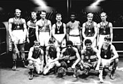 Bundesarchiv Bild 183-1989-0806-006, Berlin, 20. Internationales Boxturnier, Boxer
