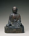 Bunkan - Figure of a Monk - Walters 61267.jpg
