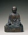 Bunkan - Figure of a Monk - Walters 61267.jpg