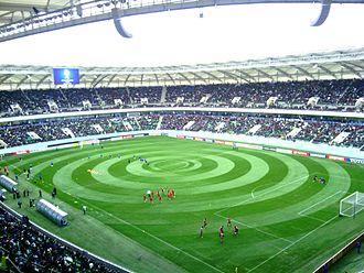 Bunyodkor Stadium - Image: Bunyodkor stadium 2