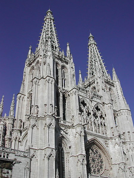 File:Burgos Cathedral.jpg