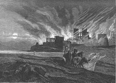 Burning Sodoma