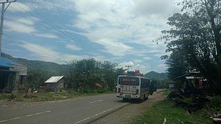 City in West Nusa Tenggara, Indonesia