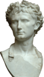 Bust of the Augustus Bevilacqua - trasparent background.png