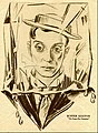"Buster Keaton, ""The Frozen Face Comedian,"" by Russell Iredell.jpg"