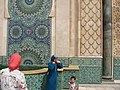 By the mosque Hassan II (34564169480).jpg