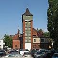 Bytom Lagiewniki fire station.jpg