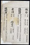 C14 Chinese medication chart; Delirium etc. Wellcome L0039612.jpg