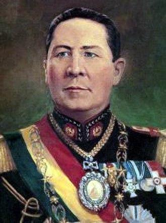 Carlos Quintanilla - Image: CARLOS QUINTANILLA QUIROGA