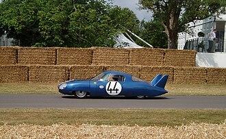 Charles Deutsch - The CD Panhard LM64 of 1964