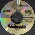 CD Room de instalación de Windows 98.jpg