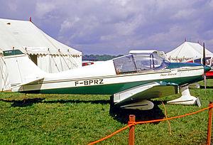 Robin DR400 - 1969-built CEA DR315 Petit Prince