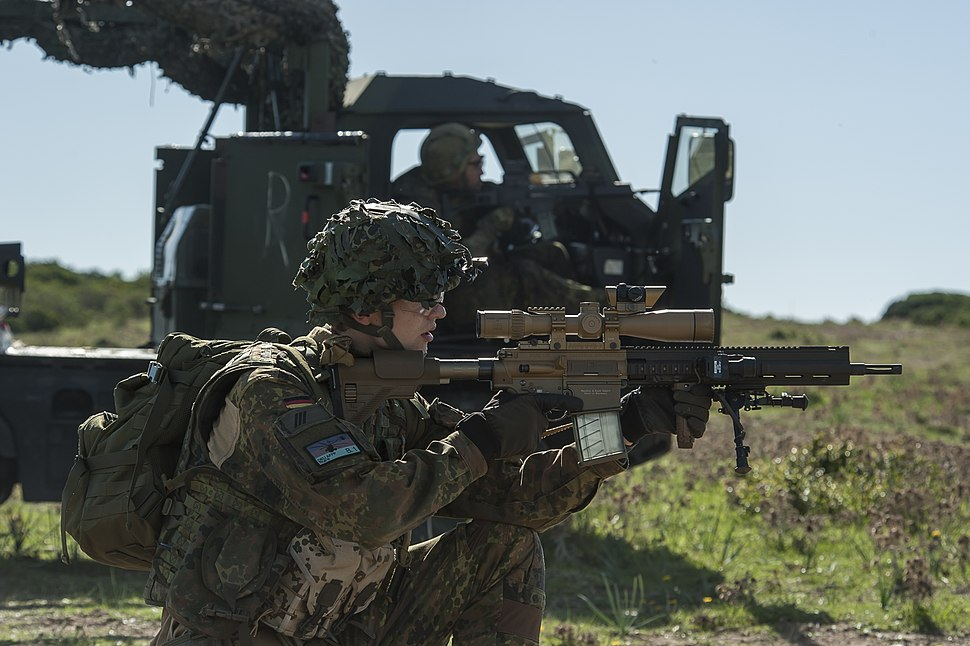 CIMIC Joint Training, GER and ITA Army, Capo Teulada, Trident Juncture 15 (22678987186)