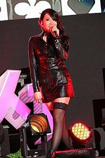CL (singer) South Korean singer