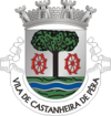Coat of arms of Castanheira de Pera